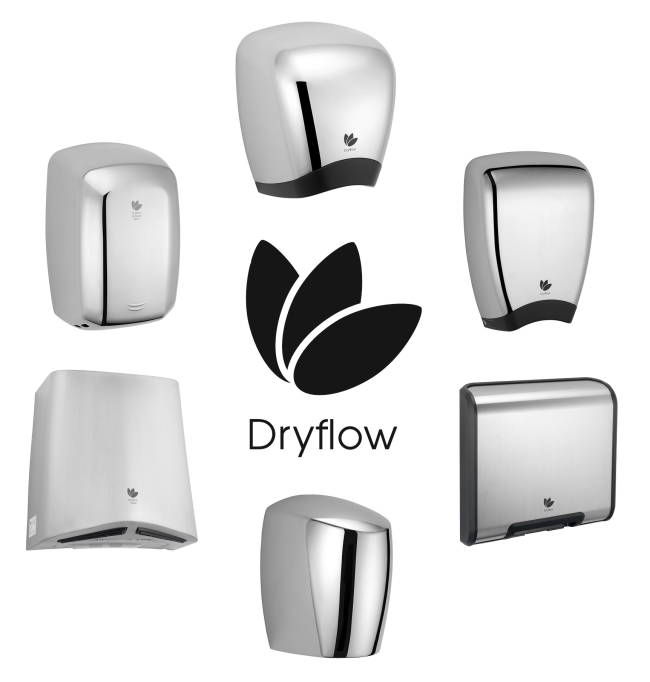 RIBA Dryflow Hand Dryers