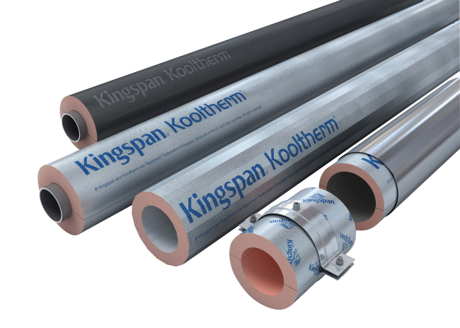 Kooltherm Complete Pipe Insulation Range