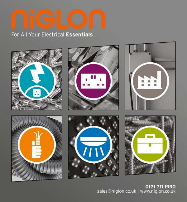 Niglon. For all your electrical essentials.