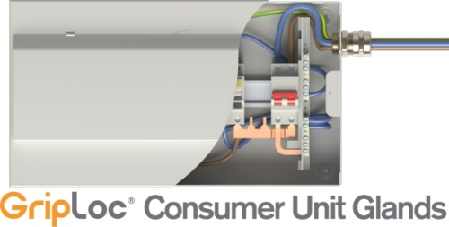 GripLoc Consumer Unit Glands
