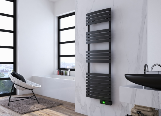 D Series towel rail