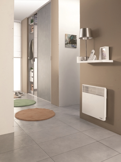 F117 Electric Panel Convector