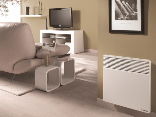 F17 Electric Panel Convector