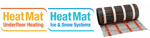 Heat Mat Underfloor Heating and Ice & Snow Systems
