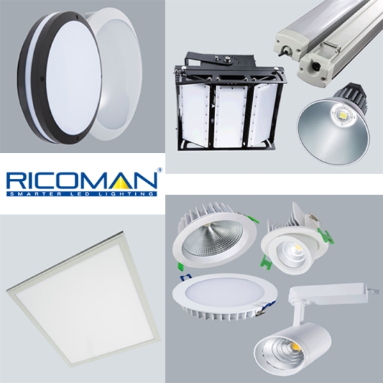 Ricoman Smarter LED Lighting