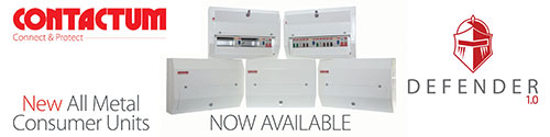 Contactum Connect & Protect Consumer Units