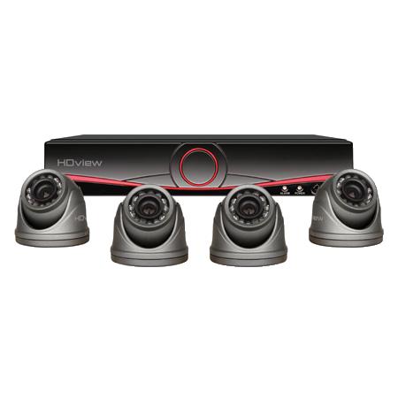 ESP FHDV4KD1TB HD CCTV Kit DVR 4Ch 1TB