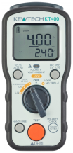 KEWTECH KT400 Digital Loop Tester
