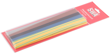 Heatshrink Pack 12.8mm in Assorted Colours - Blue, Brown, Grey, Black