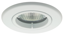 JCC JC94113WH Mains Recessed LED GU10 Twist & Lock Downlight in White