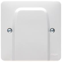 Hager WMP2FO Flex Outlet 20A