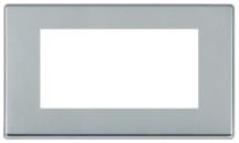 Hamilton Hartland CFX Bright Chrome 4 Module EuroFix Plate
