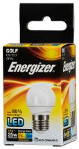 Energizer Lamp S8834 LED Golf Ball B22 3.4W 2700K