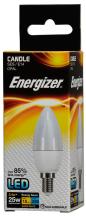 Energizer Lamp S8845 LED Candle E14 3.4W 2700K