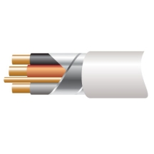 Prysmian FP2003C1.5 3 Core 1.5mm x 100m Fire Cable Available in Red, White