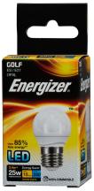 Energizer Lamp S8836 LED Golf Ball E27 3.4W 2700K