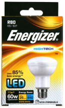 Energizer Lamp S9016 LED R80 E27 12W 2700K