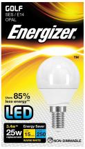 Energizer Lamp S8837 LED Golf Ball E14 3.4W 2700K