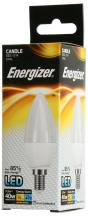 Energizer Lamp S8851 LED Candle E14 5.9W 2700K