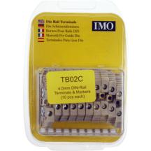 IMO TB02C DIN Rail Terminal 4.0mm