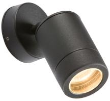 Knightsbridge WALL3LBK Wall Light Adjustable GU10 35W