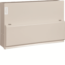 Hager VML955H Consumer Unit 5+5 Way 100A