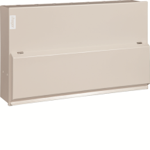 Hager VML966H Consumer Unit 6+6 Way 100A