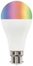 WIFI B22 RGBW GLS LAMP