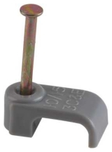Schneider 70CGKF25 Flat T&E Cable Clip