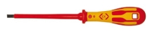 CK Tools Dextro VDE 10.0mm Slotted Screwdriver