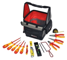 CK Tools Electricians Tool Tote Kit