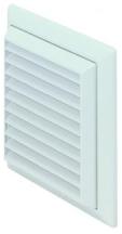 Domus F4904W Lvre Grille 100mm White