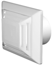 Domus 4907CH Ceiling Diffuser 100mm