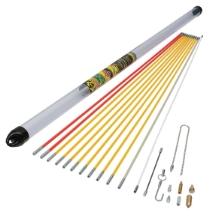 CK Tools MightRod PRO 12M Cable Rod Super Set