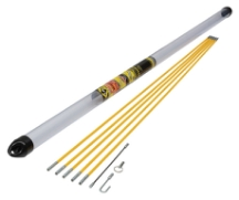CK Tools MightRod PRO 5M Cable Rod Starter Set