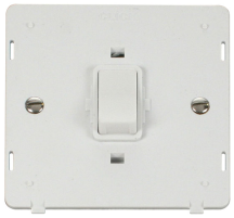 Click SIN622PW DP Switch Interior 1G 20A