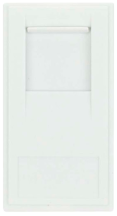 Click MM480WH Socket RJ45 Cat5E Whi
