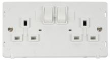 Click SIN036PW Swd Socket Interior 2G