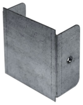 Armorduct ABE44 Stop End 100x100mm
