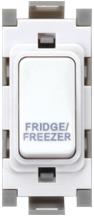 Deta G3562 Grid Switch DP Fridge Freezer