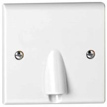Deta S1215 25A Flex Outlet Plate