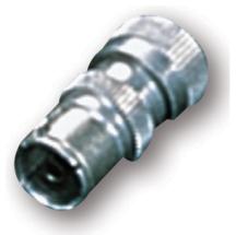 Deta 3250 Female Metal Co-Axial Plug