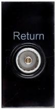 "Deta S1436 Co-Ax Female ""Return"" Module"