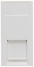 Deta S1434 Cat6 Module White