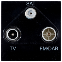 Deta S1439 TV/FM (DAB) Satellite Triplexer Module