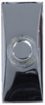 Deta C3506CH Door Bell Push Chrome