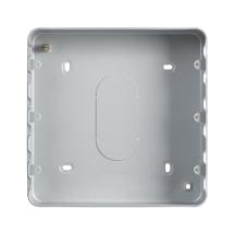 MK GRID PLUS K8898ALM 18 Gang  Metalclad Plus Grid Mounting Box 40mm