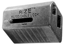 Zip-Clip KL100 Cable Lock 100kg Zinc