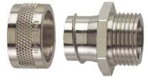 Flexi FSU25-M25-M Conn Fixed Extl Thrd