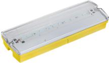 Briticent E9600 LED Emer 3hrM Bulkhead 3W